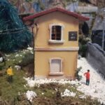Quando la passione ha radici marsicane, il bellissimo plastico della galleria di Monte Bove di Sante Marie