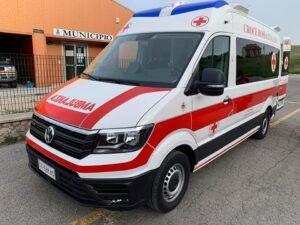 Arriva la nuova ambulanza per Ovindoli