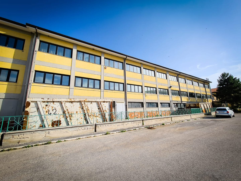 Nuova plesso scolastico di Pescina, primi passi verso la demolizione