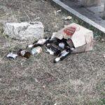 Vandali e incivili in azione a Borgo Pineta