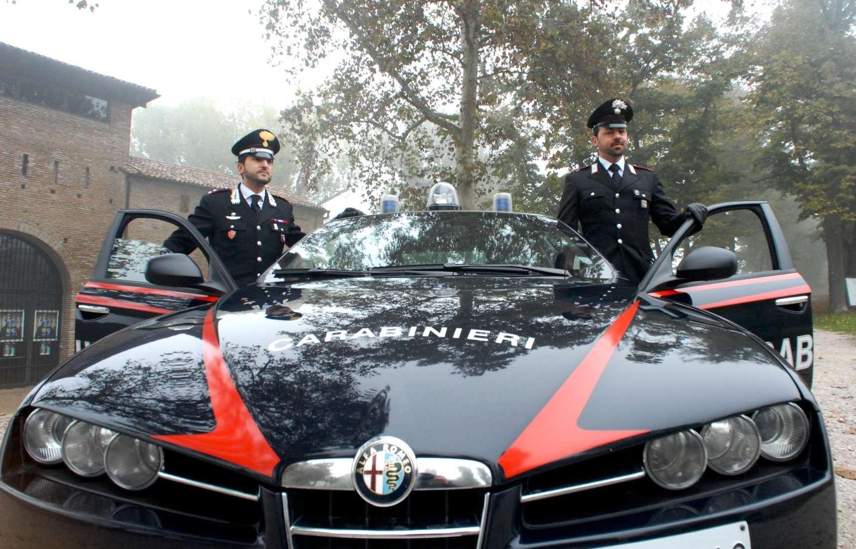 Controlli dei Carabinieri contro il lavoro nero e verifica misure contenimento anticovid-19, 47 imprese controllate e 7 quintali di merce sequestrata