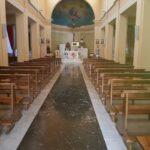 La parrocchia di Lecce nei Marsi riapre ai suoi fedeli