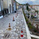 Luco dei Marsi, ultimati i lavori al cimitero. Riapertura fissata al 5 maggio