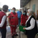 Lavoratori Coop di Avezzano donano quattro bancali di prodotti per le famiglie bisognose