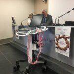 Salute Donnadona un ecografo al reparto di senologia dell'ospedale dell'Aquila