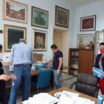 Luco dei Marsi, grande contributo dei volontari nell'emergenza Covid-9