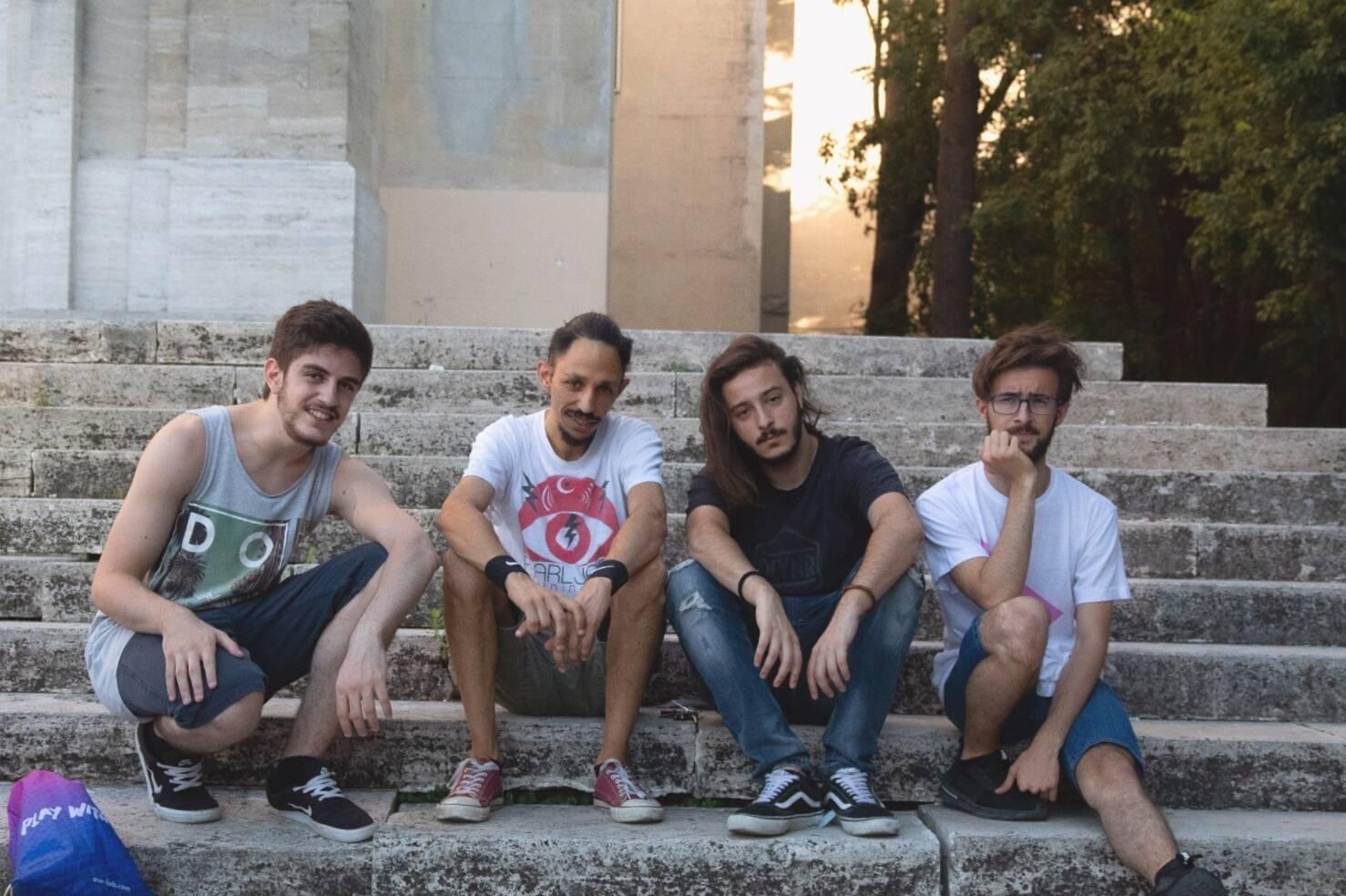 """""""NASCOSTO"""" arriva il 7 maggio su tutti gli store digitali, primo inedito della band emergente avezzanese NINETIES"""
