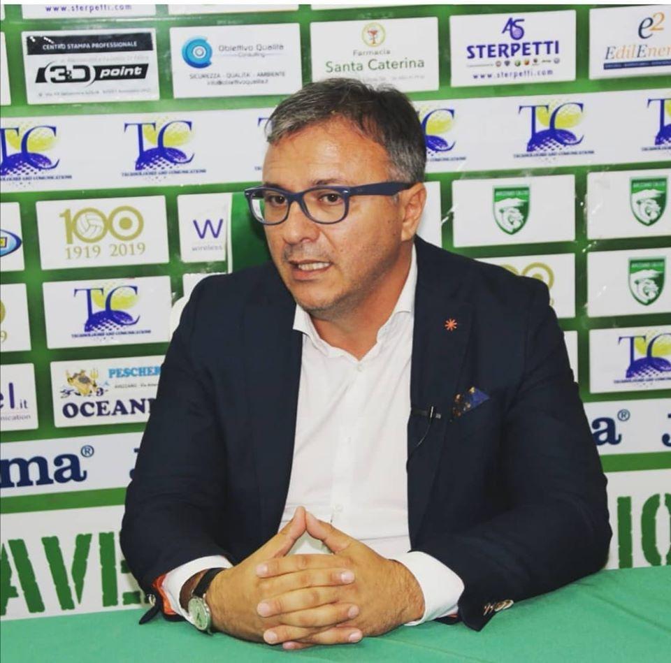"""Avezzano Calcio, Paris: """"Ratifica della retrocessione sarebbe sconfitta per tutto il movimento"""""""