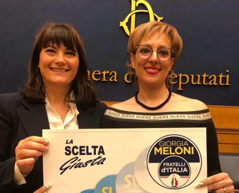 Pestilli, plaude a Gabriella Peluso per la nomina a vice responsabile nazionale politiche per il mezzogiorno di Fratelli d'Italia