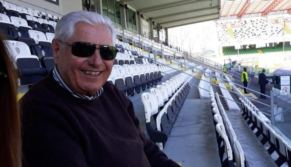 Serie D, l'Avezzano Calcio ricorda l'ex presidente del Pineto Renato Brocco