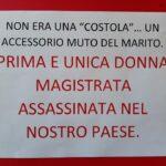 Ricordo del Magistrato Francesca Morvillo a San Benedetto dei Marsi