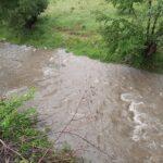 Preoccupazione per il colore delle Acque grigio/marroni del fiume Liri all'altezza di Canistro