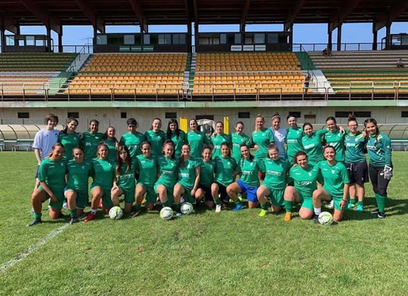 Stop dei campionati della L.N.D. La dirigente dell'Avezzano Calcio femminile, Laura Seritti, fa il punto sulla stagione appena conclusa
