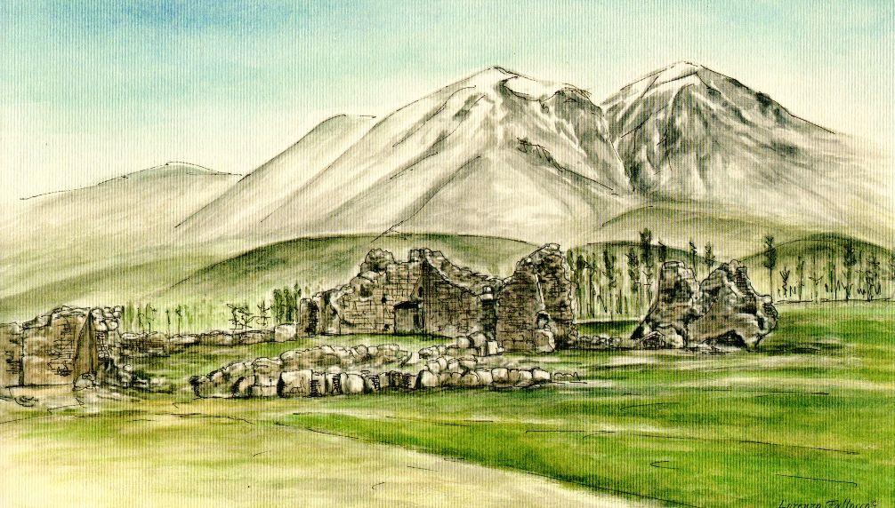 Antica Abbazia Santa Maria della Vittoria, la zona archeologica verrà presto ripulita e bonificata