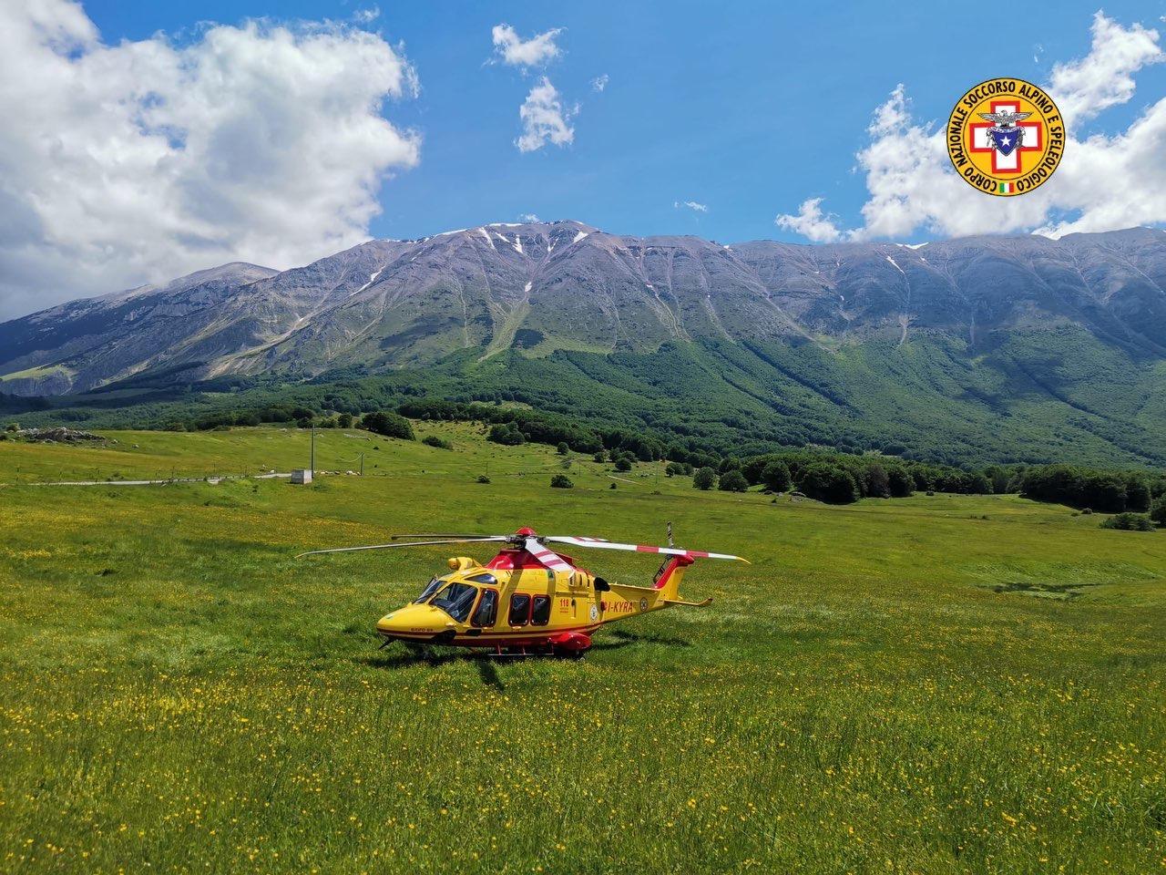 Colto da malore muore durante un'escursione sul Monte Morrone