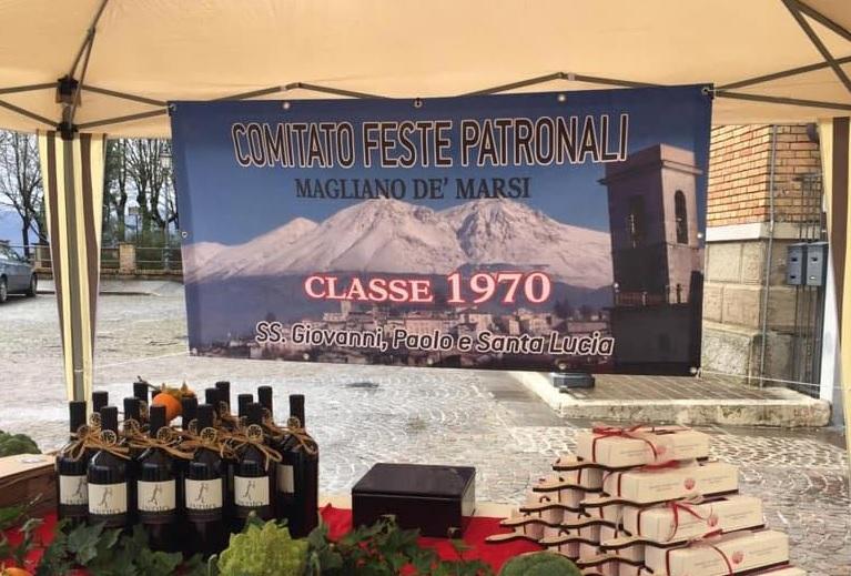 Comitato feste Magliano De' Marsi sospende i festeggiamenti