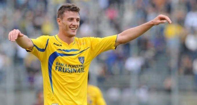 Il marsicano Daniel Ciofani ricorda la prima promozione in Serie A con il Frosinone