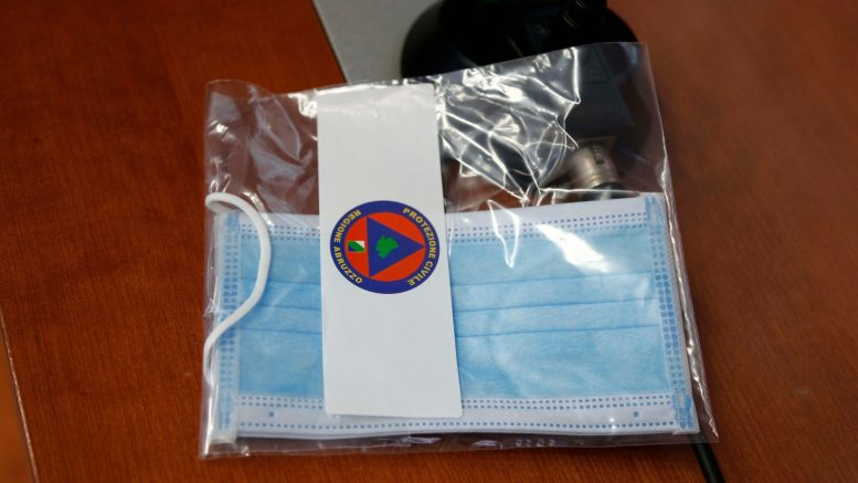 Avezzano, ladri in azione per rubare le mascherine dalle cassette postali