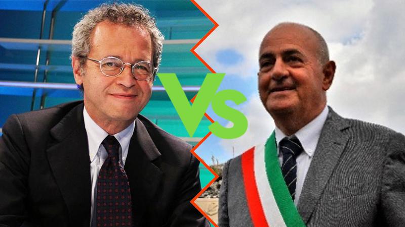 Angelosante vs Mentana: Ovindoli si divide