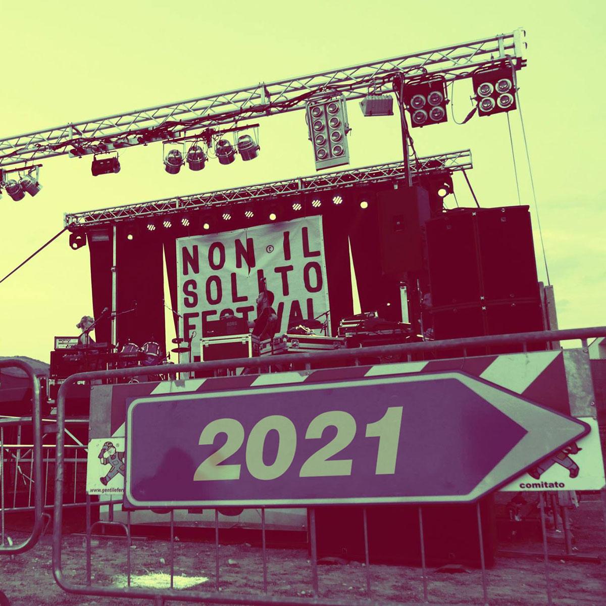 """L'evento rock """"Non il Solito Festival"""" rinviato al 2021"""