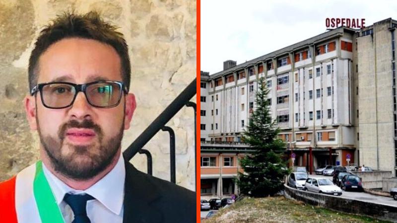 """Sanità nella Marsica, il sindaco di Aielli Enzo Di Natale """"una situazione non più accettabile"""""""