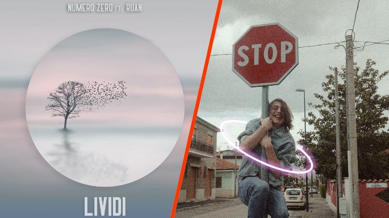 'LIVIDI', è arrivato su tutte le piattaforme digitali il nuovo brano di 'Numero zero'