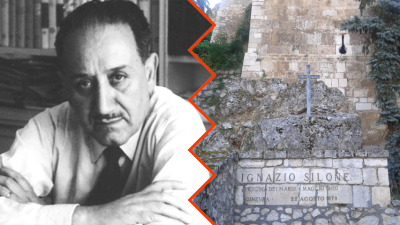 Tavola rotonda telematica su Ignazio Silone in occasione del 120° anniversario della sua nascita