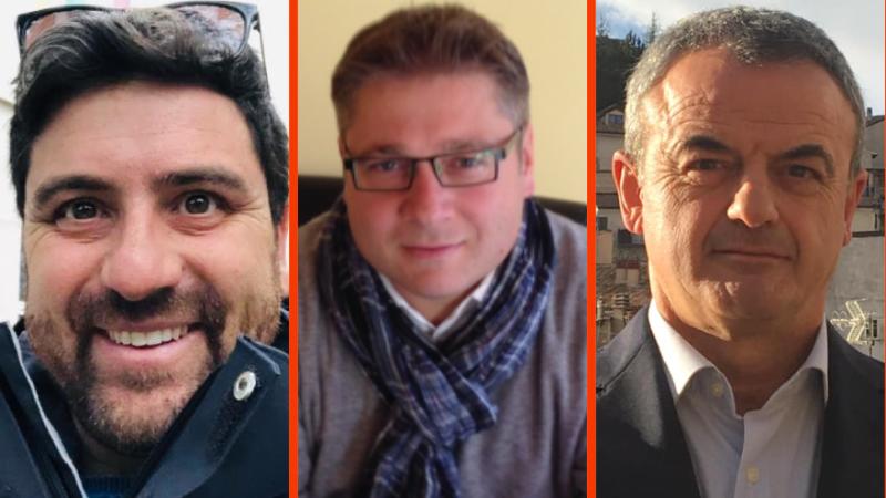 Ciminelli,Pino Angelosante e Marco Iacutone replicano alle affermazioni della maggioranza di Ovindoli