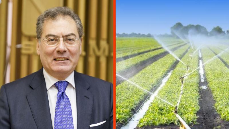 Irrigazione Fucino, il commissario Passerotti sospende il blocco dell'irrigazione dei terreni agricoli nel weekend