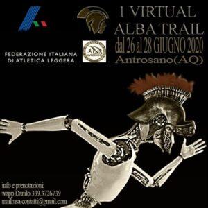 """L'Atletica riparte con il 1° Virtuale Albatrail 2020. Balsorio (Fidal Abruzzo): """"Abbiamo lavorato per far ripartire l'attività agonistica nel post Covid"""""""
