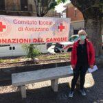 CRI Avezzano, per la donazione del sangue attivi protocolli di sicurezza per proteggere ogni singolo donatore