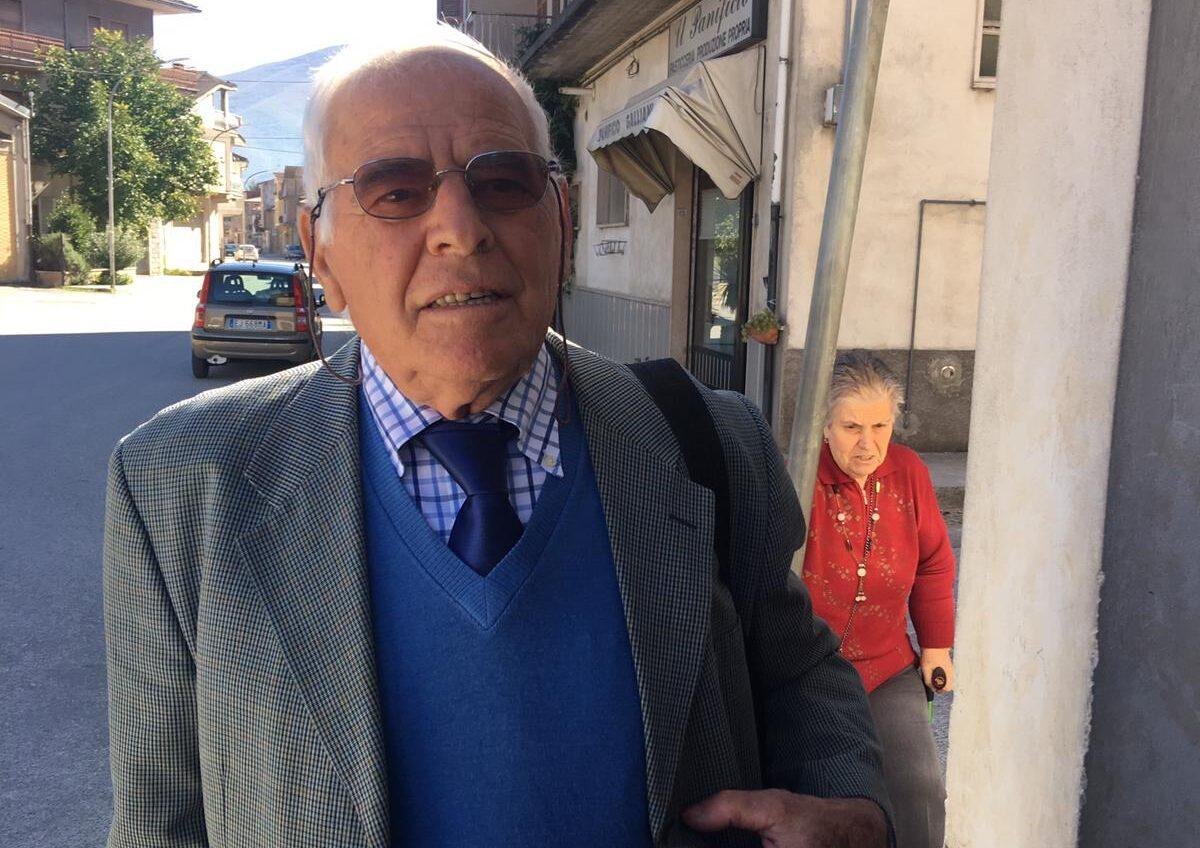 """Oggi l'addio ad Antonio Diodati conosciuto come """"Mastrantonio"""""""