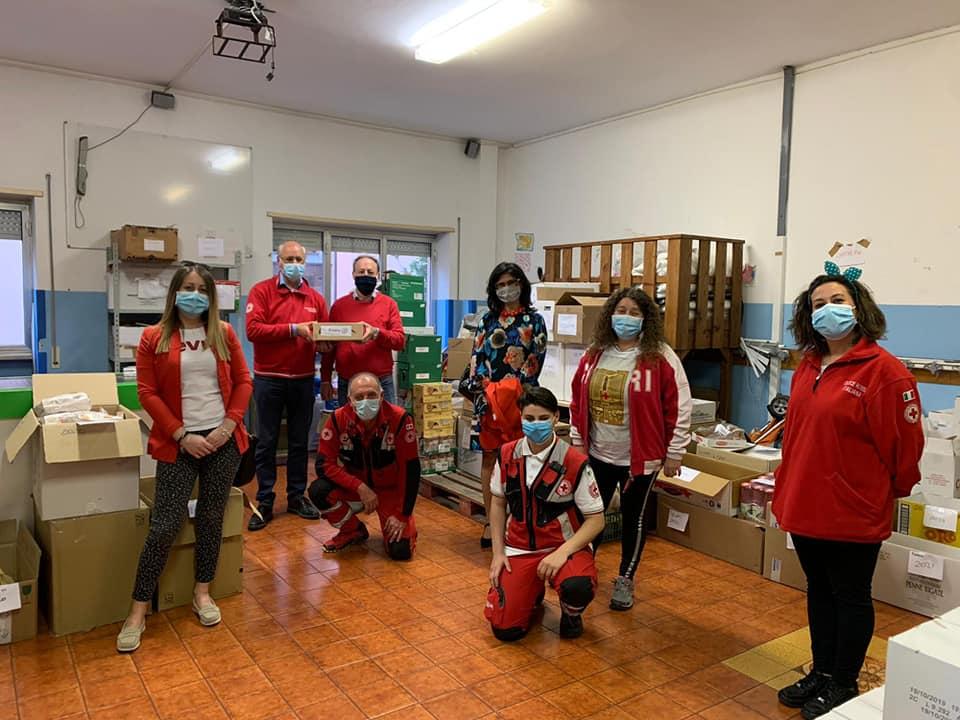 Donate 200 mascherine ai medici di base da parte del Rotary club di Avezzano