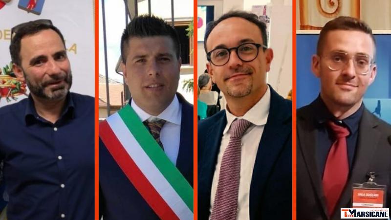 "Alfonsi, Lobene, Floris, Simonelli ""La Marsica ottiene risultati quando lavora unita"""