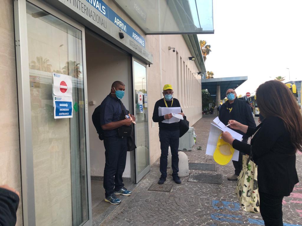 """Atterrati 124 marocchini per il Fucino, Coldiretti """"Dopo lockdown riapertura frontiere salva ¼ del raccolto"""""""