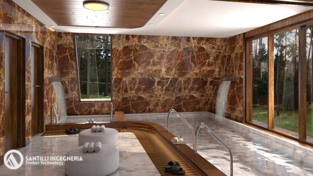 L'Arch. Santilli realizza un edificio di lusso in Russia con tecnologia in legno