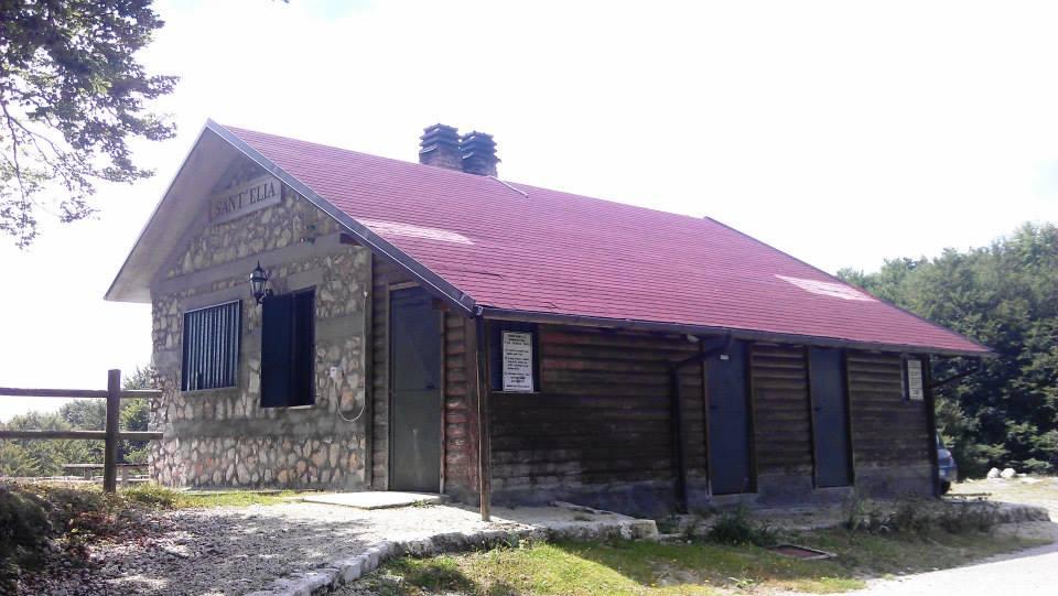 """Gestione del rifugio montano """"S.Elia"""" e delle aree di campeggio"""