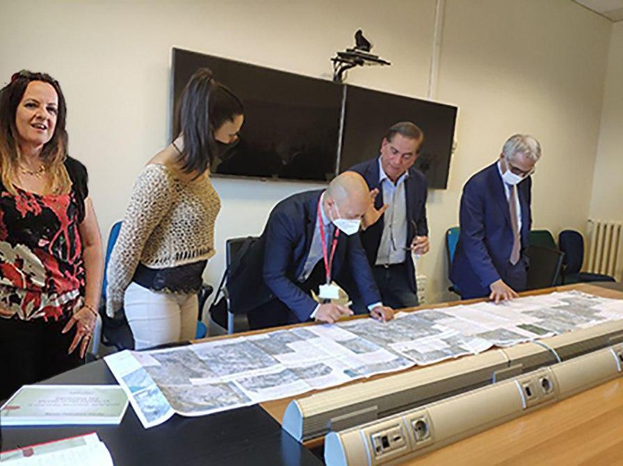 Il Comitato MoVeTe si è incontrato con l'AD di RFI, Maurizio Gentile sulla situazione della tratta Roma-L'Aquila-Pescara