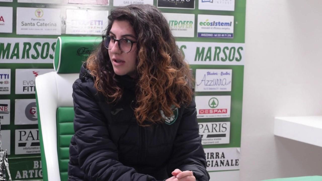 Avezzano calcio femminile, Laura Seritti confermata nel ruolo di dirigente