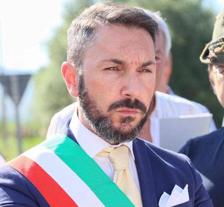 Vincenzo Giovagnorio Sindaco di Tagliacozzo