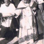 Il 2 giugno di 62 anni fa a Sante Marie veniva benedetta la prima pietra della chiesa del Sacro Cuore. La comunità ricorda Don Paolo Frezzini