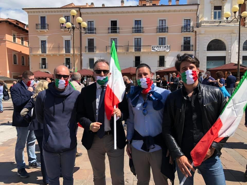 Gioventù Nazionale Marsica chiede un rafforzamento della sicurezza e maggiori tutele per le forze dell'ordine