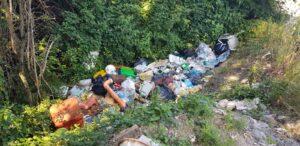 Avezzano: Fare Verde scopre discarica abusiva in via Papacqua
