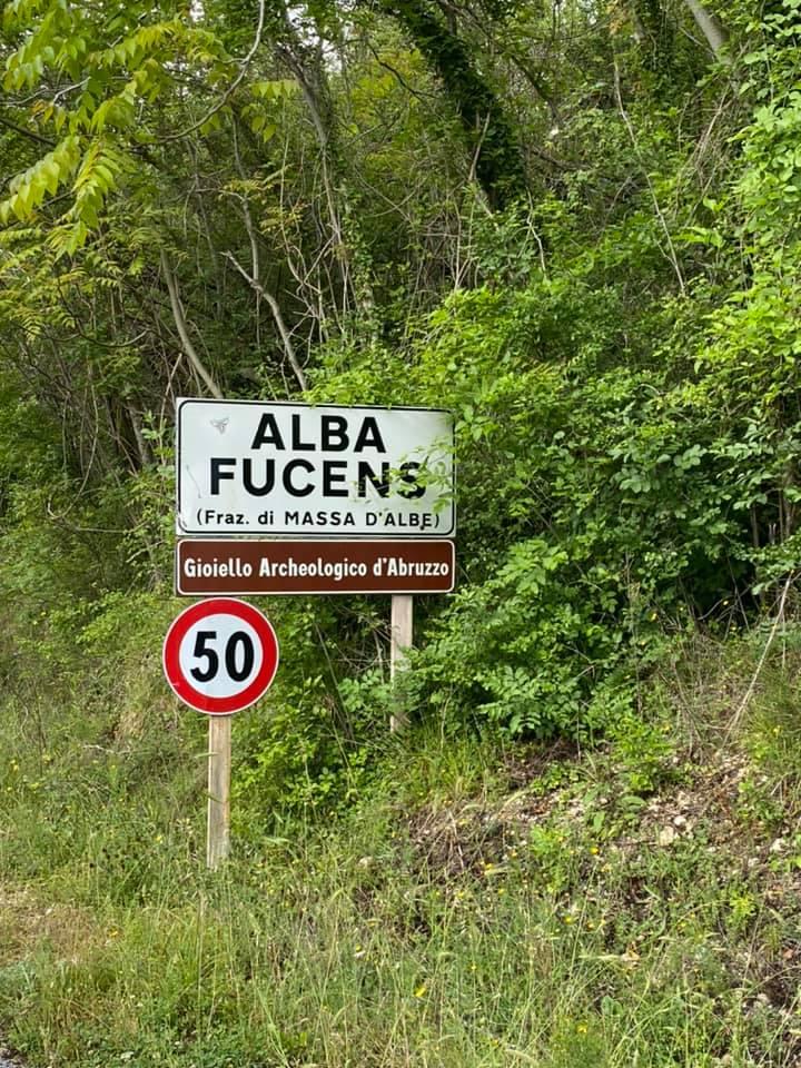 """Erbacce sulla S.P. 24 per Alba Fucen, Simone Giffi """"Lasciare in quelle condizioni """"Il gioiello archeologico d'Abruzzo"""" è come avere in mano dell'oro e scambiarlo con del ferro vecchio"""""""