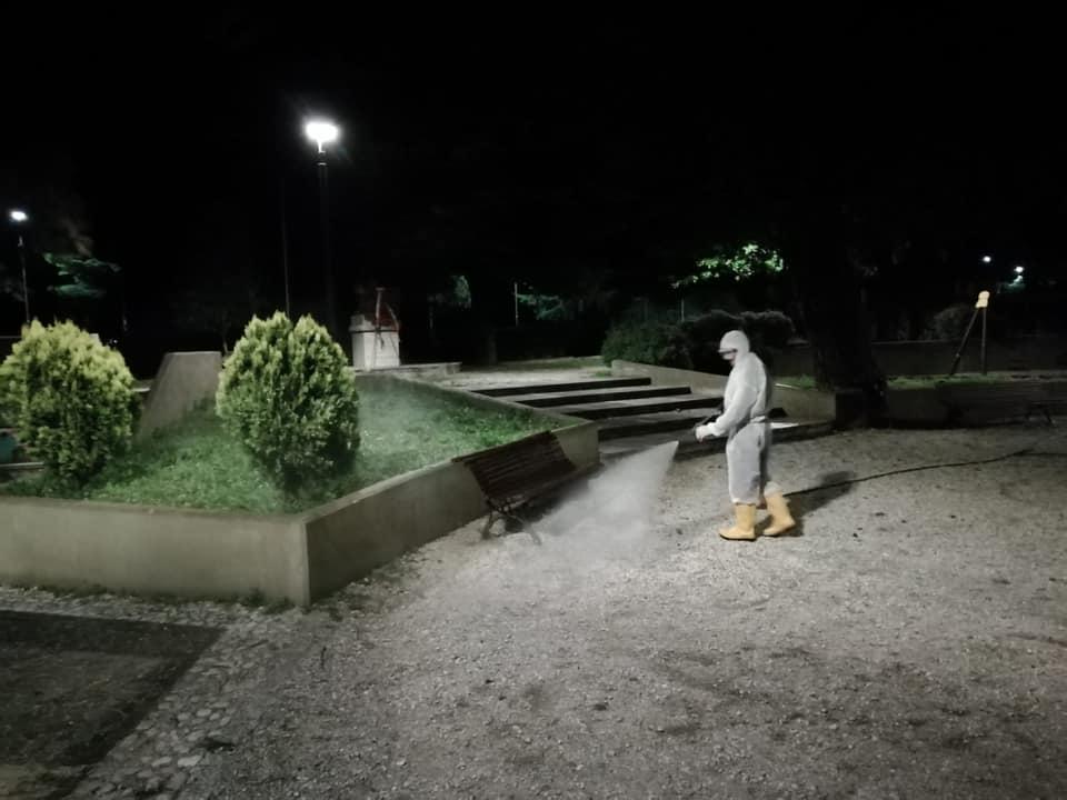 Carsoli, tornano ad essere disponibili le aree gioco dei giardini