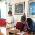Comune di Luco dei Marsi, siglata la convenzione con il Gruppo di Protezione civile dell'Associazione Nazionale Alpini