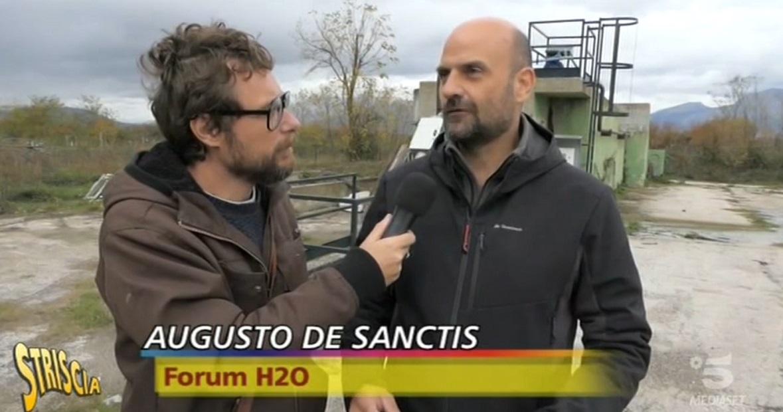 Depurazione delle acque, parla Augusto De Sanctis del Forum H2O «investire di più sulla depurazione dell'acqua dei canali puntando sul riutilizzo»