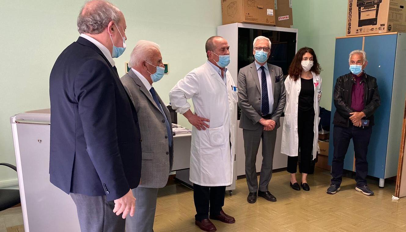 Coronavirus: 3 imprenditori donano al reparto di ostetricia e ginecologia apparecchiature e numerosi dispositivi di protezione individuale