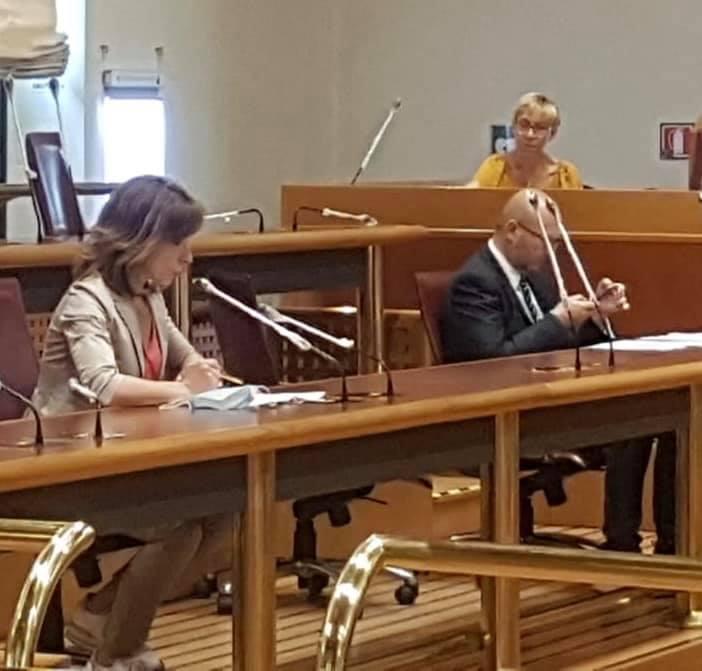 Magliano De' Marsi, il Sindaco Amiconi ascoltata in commissione Territorio e Ambiente ribadisce il suo NO all'utilizzo di cave per lo smaltimento dei rifiuti