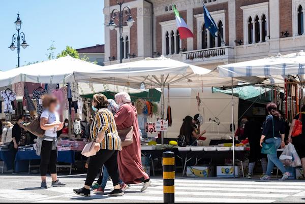 """CNA di Avezzano """"Soddisfazione per il ritorno in centro del mercato del sabato"""""""